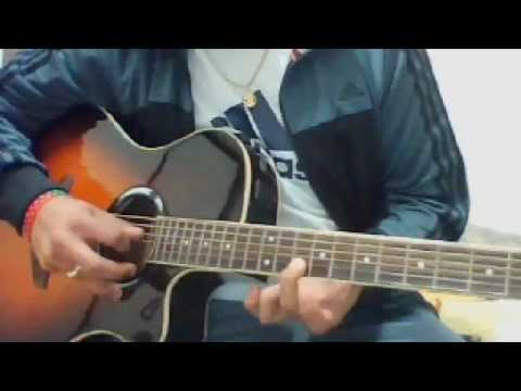 Tujhe Dekha Toh Yeh Jaana Sanam Tabs On Acoustic Guitar. . .
