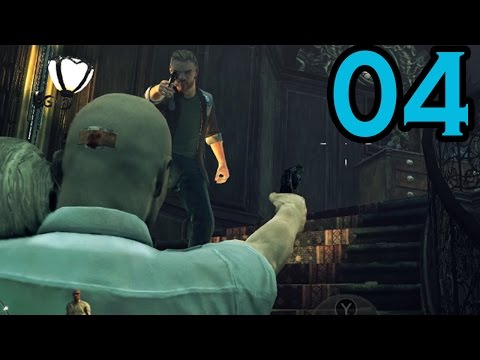 Hitman Absolution - GAMEPLAY- Part 4 - The Hotel !