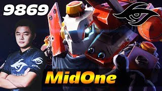 MidOne Clockwerk - Team Secret - 9869 MMR Dota 2