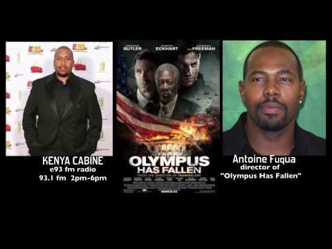 Kenya Cabine Interviews Director Antoine Fuqua