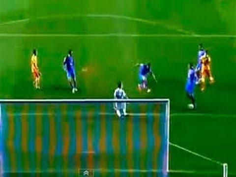 El gol tonto del año | LEVANTE 1 - BARCELONA 4 | Copa del Rey
