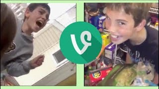 A COMPILATION OF MY VINES (FT. HURRICANE TORTILLA & HOW TO HIT THAT HIGH NOTE)