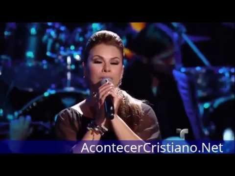 Olga Tañón canta tema de Lilly Goodman