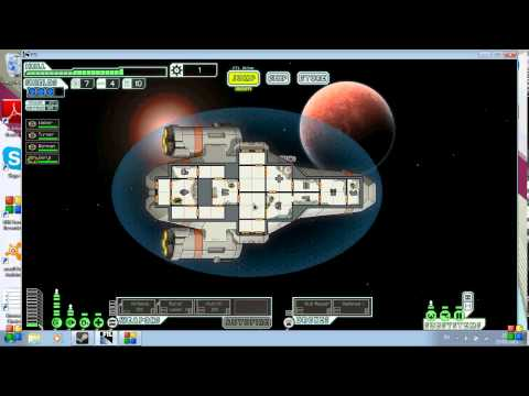 FTL #2- Endeavour Down