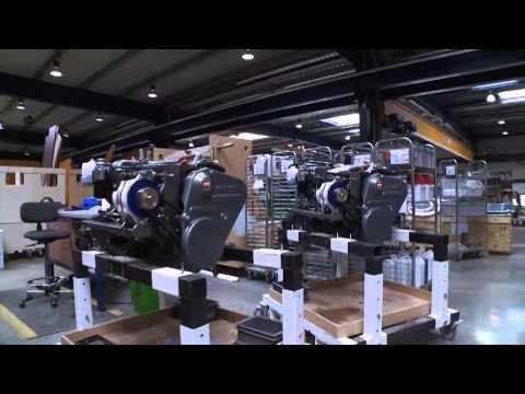 Lagoon factory visit