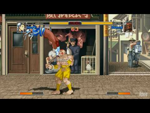 Super Street Fighter II Turbo HD Remix Review