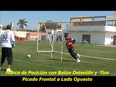 Arqueros de Futbol Profesionales (3) - A1R - Alto Rendimiento Peru