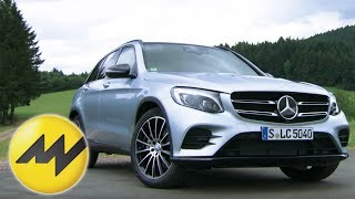 Mercedes GLC im Test