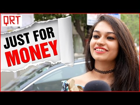 HOW TO SPOT A GOLD DIGGER | GOLD DIGGER SOCIAL EXPERIMENT in INDIA | Quick Reaction Team