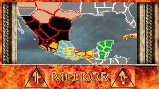 Medieval 2 Americas: Map Timelaspe (A.I. Only) Total War!