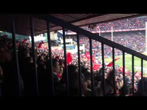 Atletico Madrid Ultras Fondo Sur Madrid Derby