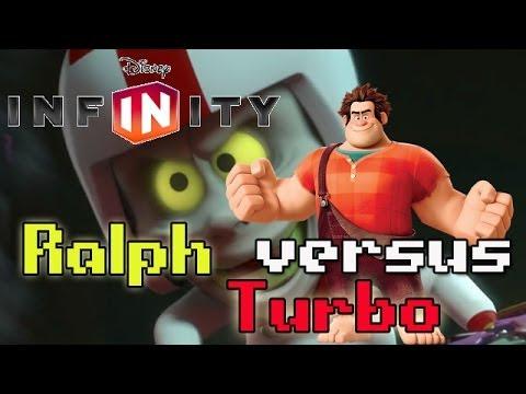 Disney Infinity: Toy Box Share - Ralph Versus Turbo