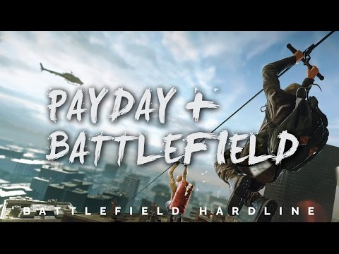 BF Hardline Open Beta : Payday atau Battlefield ?? // 7Ghost Indonesia // PS4