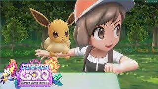 Pokemon: Let's Go, Pikachu!/Eevee! by eddaket in 3:18:13 SGDQ2019