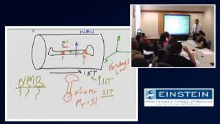 Introducing MRI: Generating an NMR Signal: Resonance and Excitation (7 of 56)