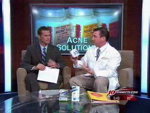 8/31/09 Dr. Seth Forman Talks About Acne Solutions on WTSP