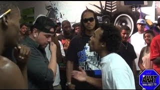 AHAT Rap Battle Aries vs Dezzyk