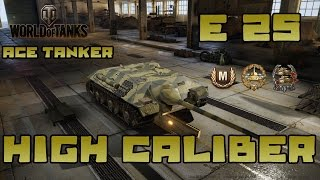 World of Tanks // E 25 // Ace Tanker // High Caliber // Confederate // Xbox One