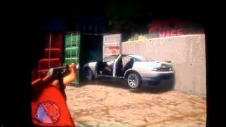 BUG GTA IV (XBOX 360) BUG DO CONTEINER