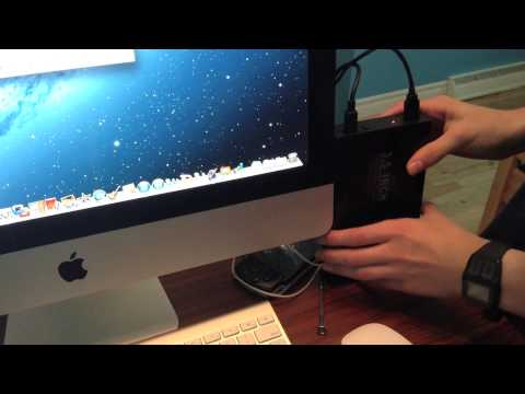 External Hard Drive enclosure Unboxing & Review