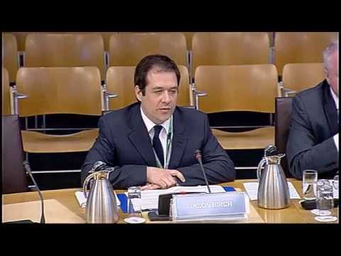 Health and Sport Committee - Scottish Parliament: 3rd June 2014