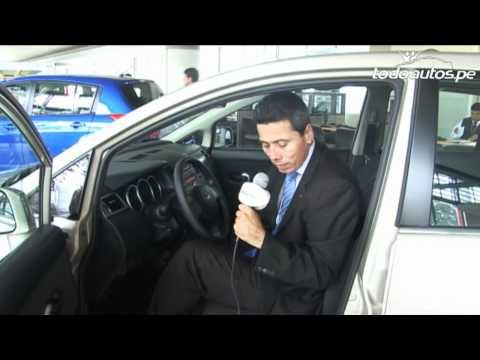 Nissan Tiida Sedán 2011 en Perú. Presentado por Todoautos.pe