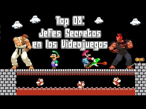 Top 08: Jefes Secretos en los Videojuegos