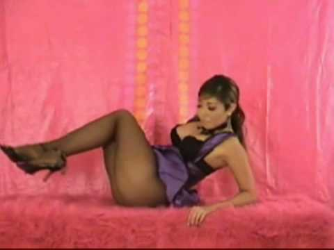 Akira lane in Cocktail Dress and Pantyhose Pt.2 Video
