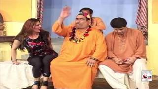 Best of Iftkhar Thakur, Nasir Chinyoti & Khushboo - PAKISTANI STAGE DRAMA FULL COMEDY CLIP