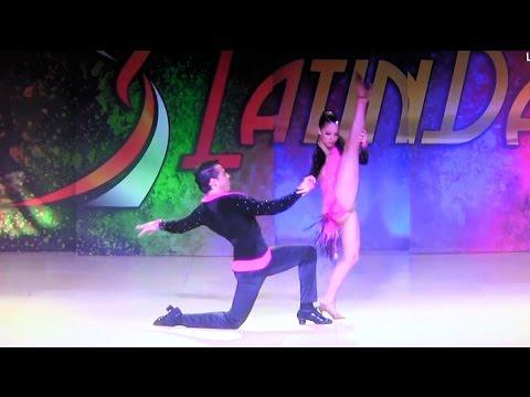 WLDCup 2015 ~ Final Bachata Cabaret ~ Belén Tejedor & Marcelo Alcaraz