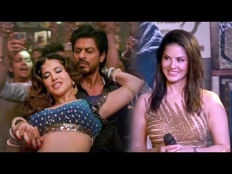 Sunny Leone REACTS On Working With Shahrukh Khan At Raees Movie thumbnail