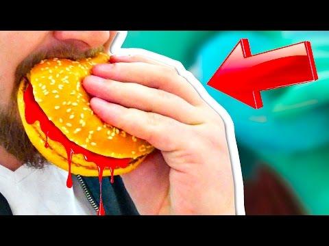 Новый бургер с курицей. БыстроПит!