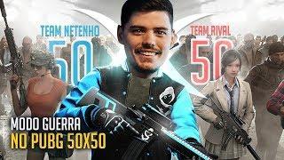 MODO GUERRA 50x50 NO PUBG