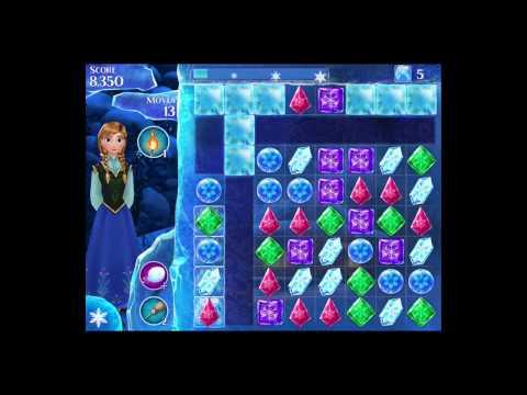Disney Frozen Free Fall Level 86