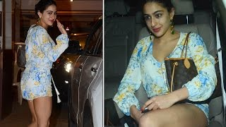 Saif Ali Khan's daughter Sara Ali Khan sexy look is HOT!