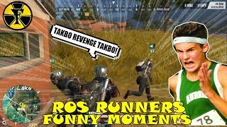 ROS RUNNERS  (Rules of Survival: Battle Royale) [TAGALOG]