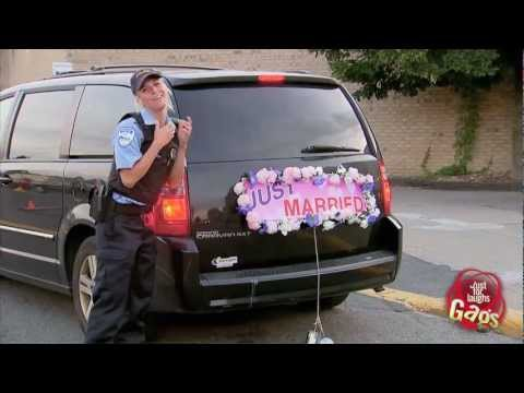 Just Married Gay Couple Prank video