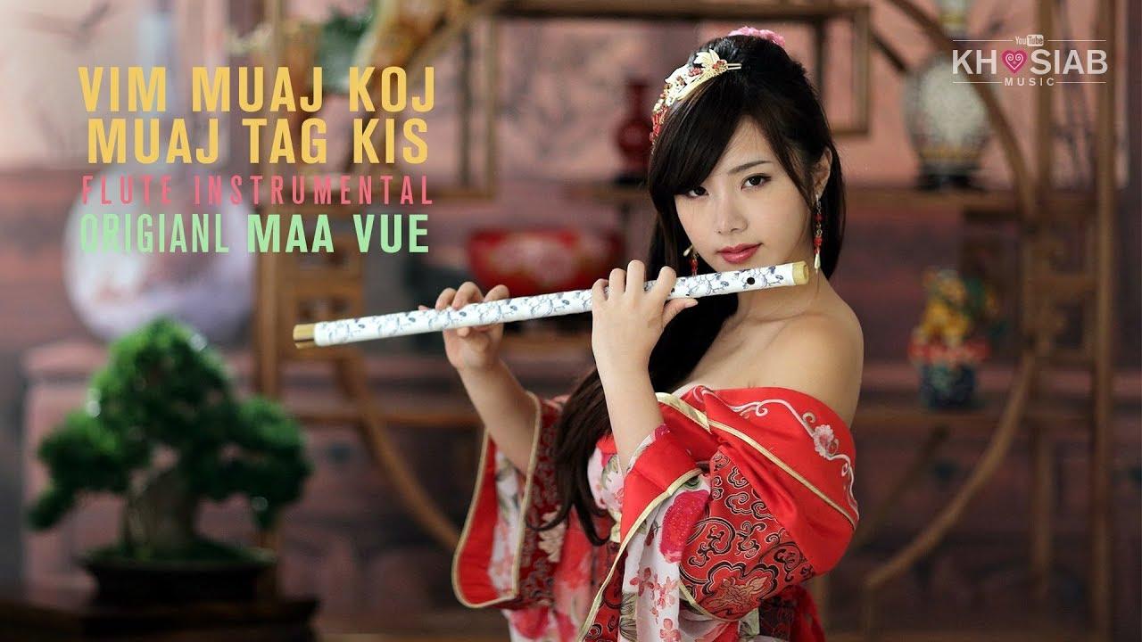 Raj Instrumental - Vim Muaj Koj (Muaj Tag Kis) - Maa Vue