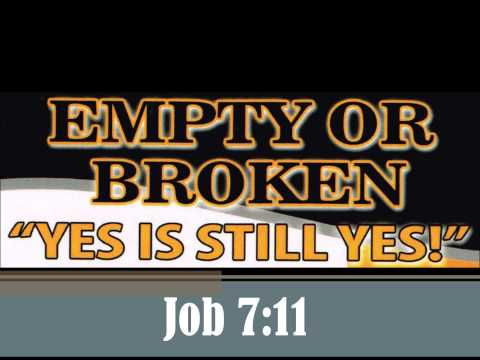 Empty or Broken: 