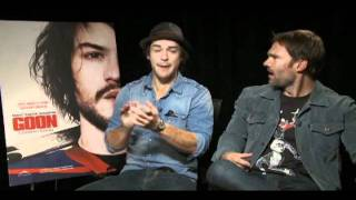 Maxim Canada sits down with the stars of Goon
