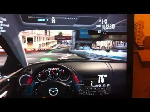 LG 42LD450 - Gaming Performance.mp4