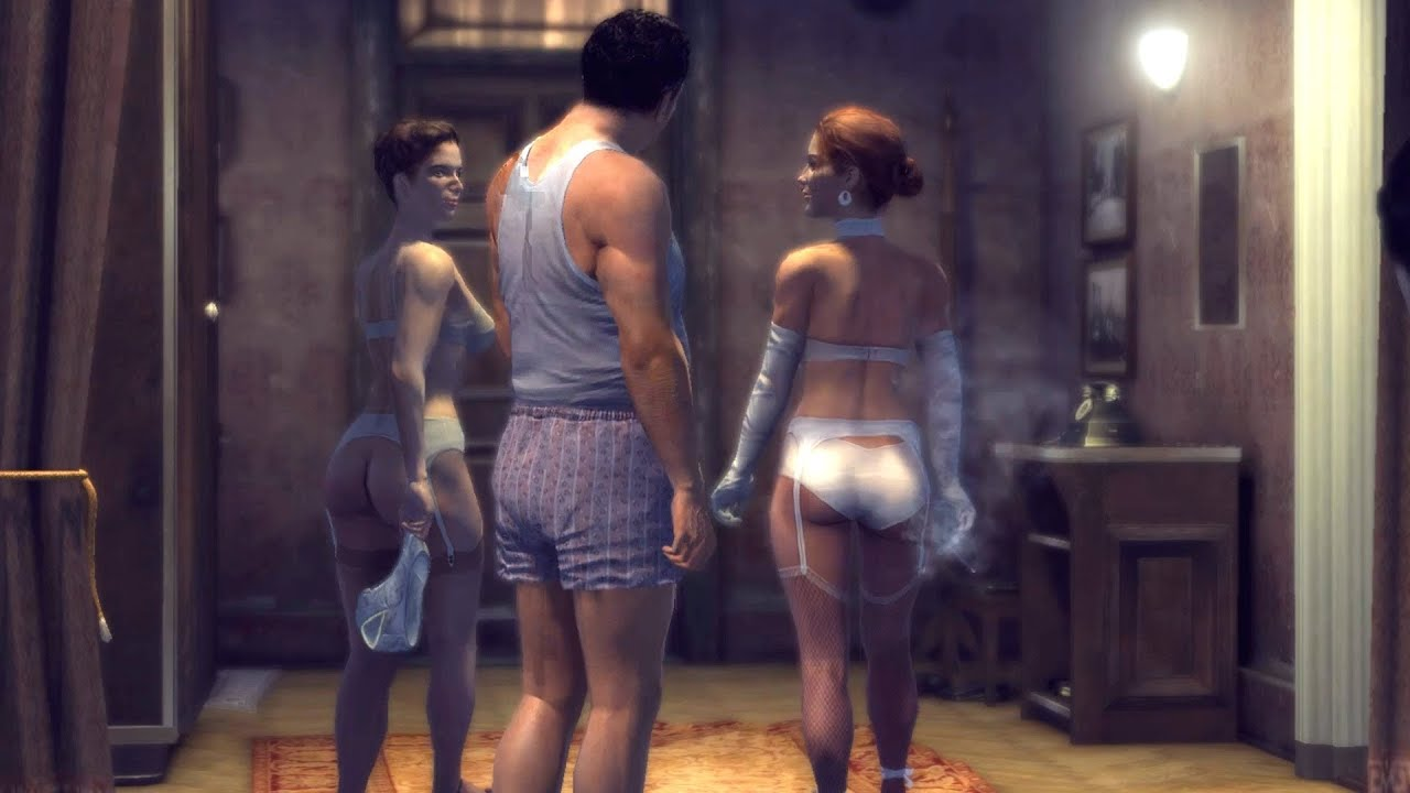 All porn from mafia 2 naked vids