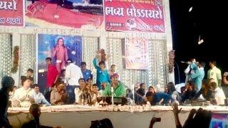 Kirtidan Gadhvi   Mogal chedta kalo nag   Surat dayro 2016