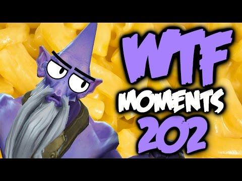 Dota 2 WTF Moments 202