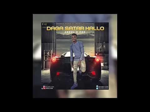 Abdul d one - Daga satar kallo by Abdul D  One