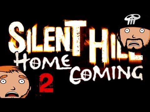 Two Best Friends Play Silent Hill Homecoming (Part 2)