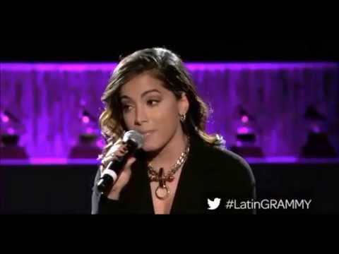 Anitta   Zen Live at Latin Grammy Awards 2014