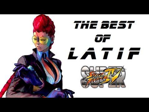 The Best of RZR Latif CViper SSF4 Arcade Edition & Ver