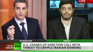 Iran Isolation? 'US only player to gain from Saudi murder plot'