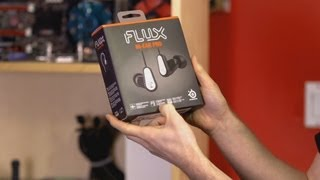 Steelseries FLUX In-Ear Pro Ear Buds Unboxing & First Look Linus Tech Tips
